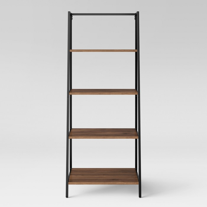"60"" Loring 4 Shelf Trestle Bookcase - Project 62™ - image 1 of 4"