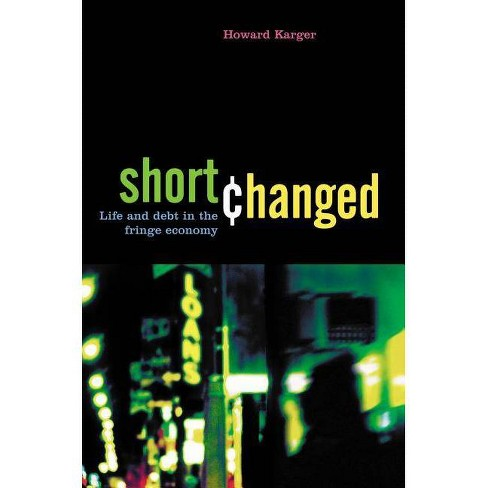 Shortchanged - by  Howard Karger (Hardcover) - image 1 of 1