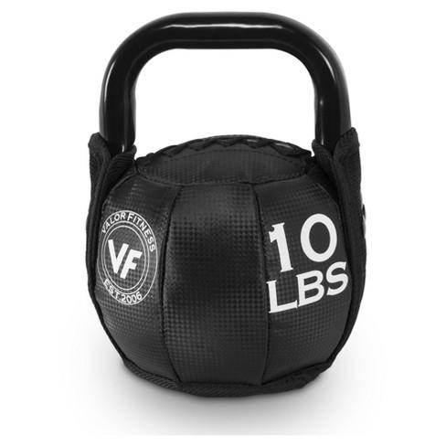 Valor Fitness SKB-10 Soft Kettlebell 10lb - image 1 of 2