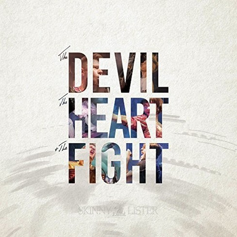 Skinny Lister - Devil The Heart And The Fight (CD) - image 1 of 1