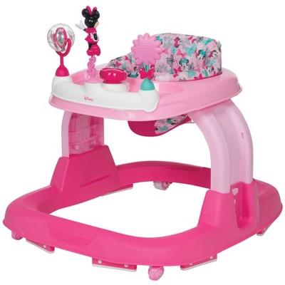 Disney Ready Set Walk Walker! Minnie Bowtiful - Pink