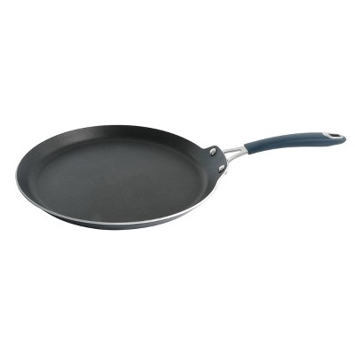 "Cravings by Chrissy Teigen 12"" Aluminum Crepe Pan"