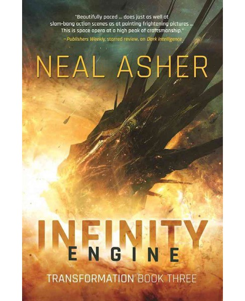 Infinity Engine (Hardcover) (Neal Asher) - image 1 of 1
