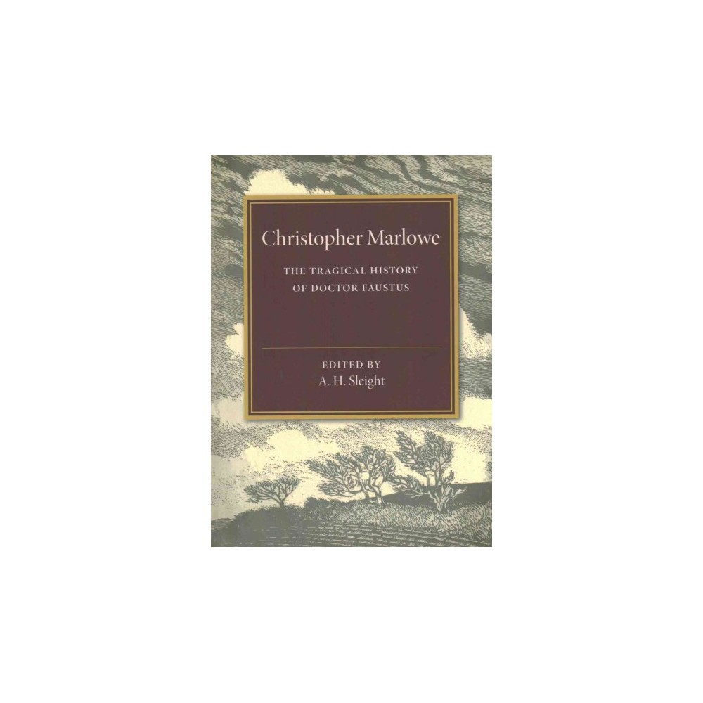 Tragical History of Doctor Faustus (Paperback) (Christopher Marlowe)