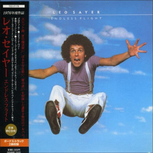 Leo Sayer - Endless Flight (CD) - image 1 of 2