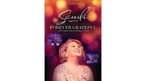 Forever Grateful:Live From The Farewe (DVD) - image 1 of 1