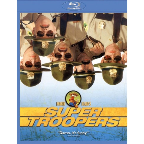 Super Troopers (Blu-ray) - image 1 of 1