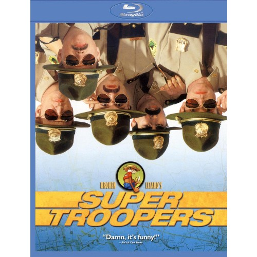 Super Troopers (Blu-ray), Movies