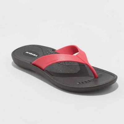 bb55473a991a6b Women s Breeze Flip Flop Sandals - Okabashi - Pink L(9.5-10.5)   Target