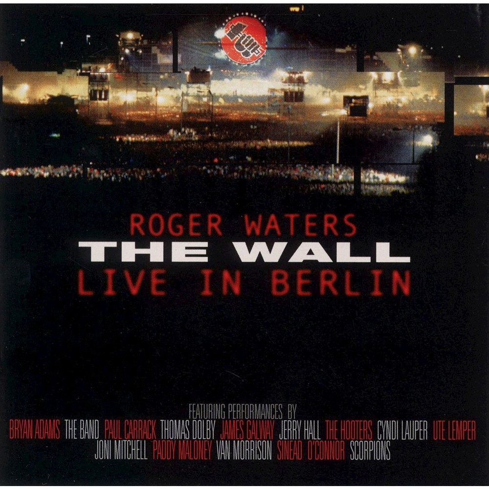 Roger Waters - Wall-live In Berlin (CD)