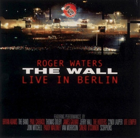Roger waters - Wall-live in berlin (CD) - image 1 of 2