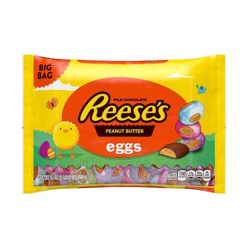 Reese S Peanut Butter Easter Eggs 18oz Target