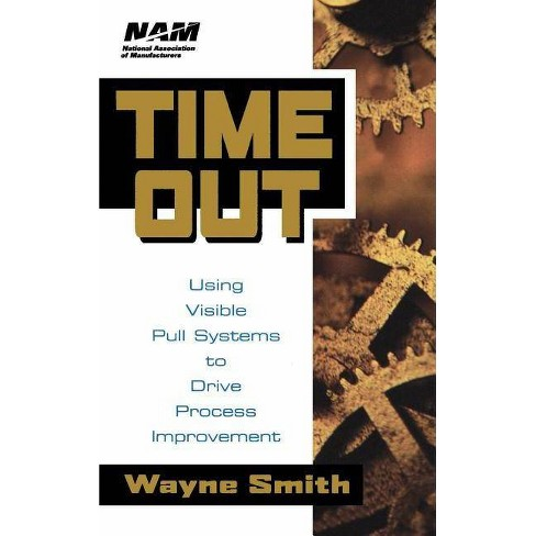 Time Out - (National Association of Manufacturers) by Wayne K Smith  (Hardcover)