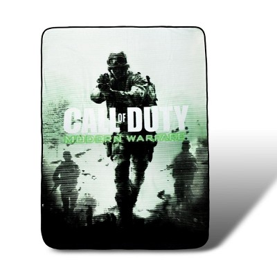 Surreal Entertainment Call of Duty Lightweight Fleece Throw Blanket | 45 x 60 Inches