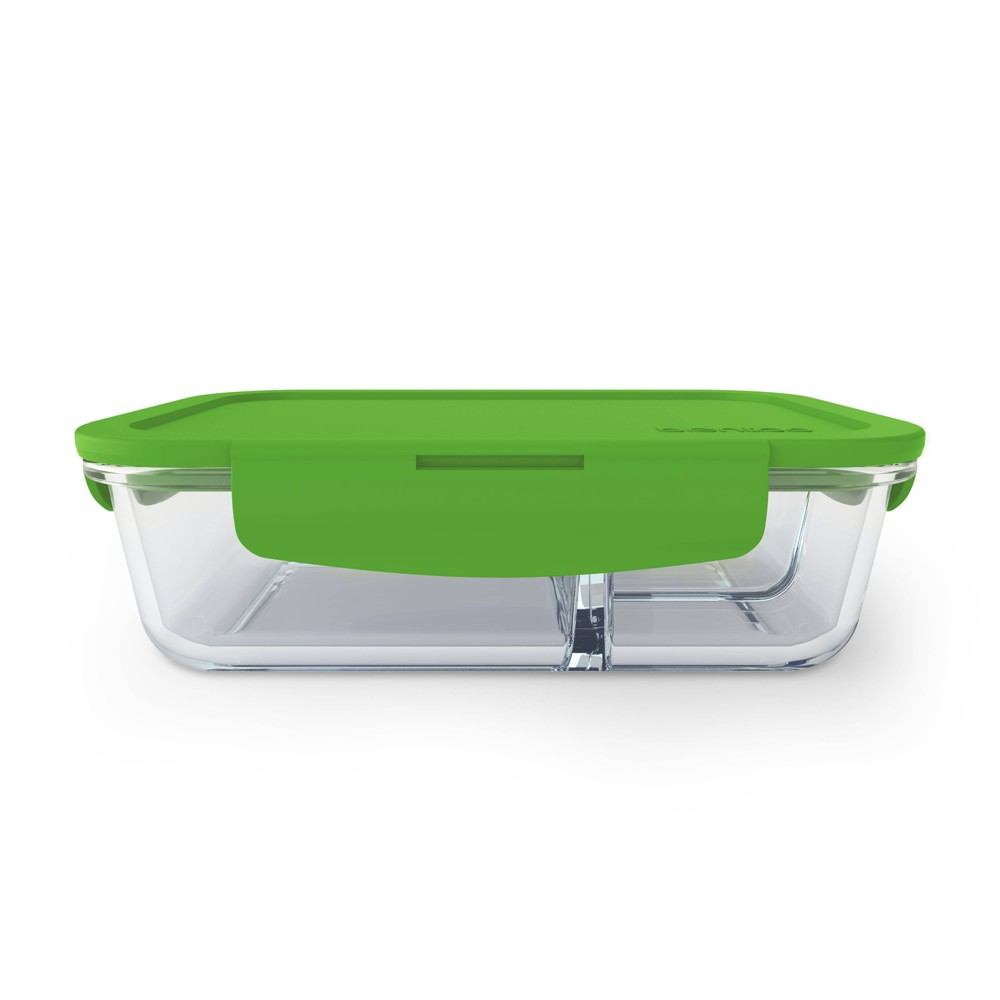 Image of Bentgo Glass Leakproof Lunch Box - Green