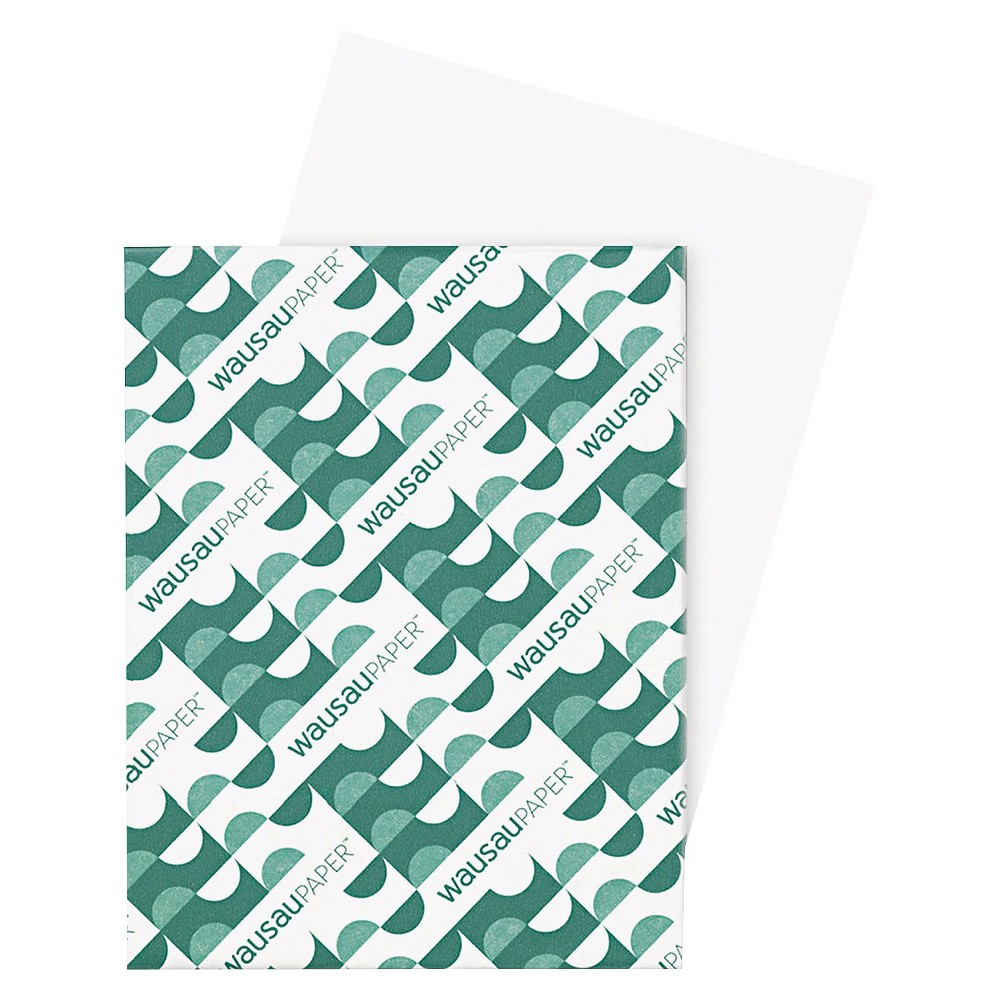 Neenah Paper Exact Index Card Stock, 90 lbs - White (250 Sheets Per Pack)