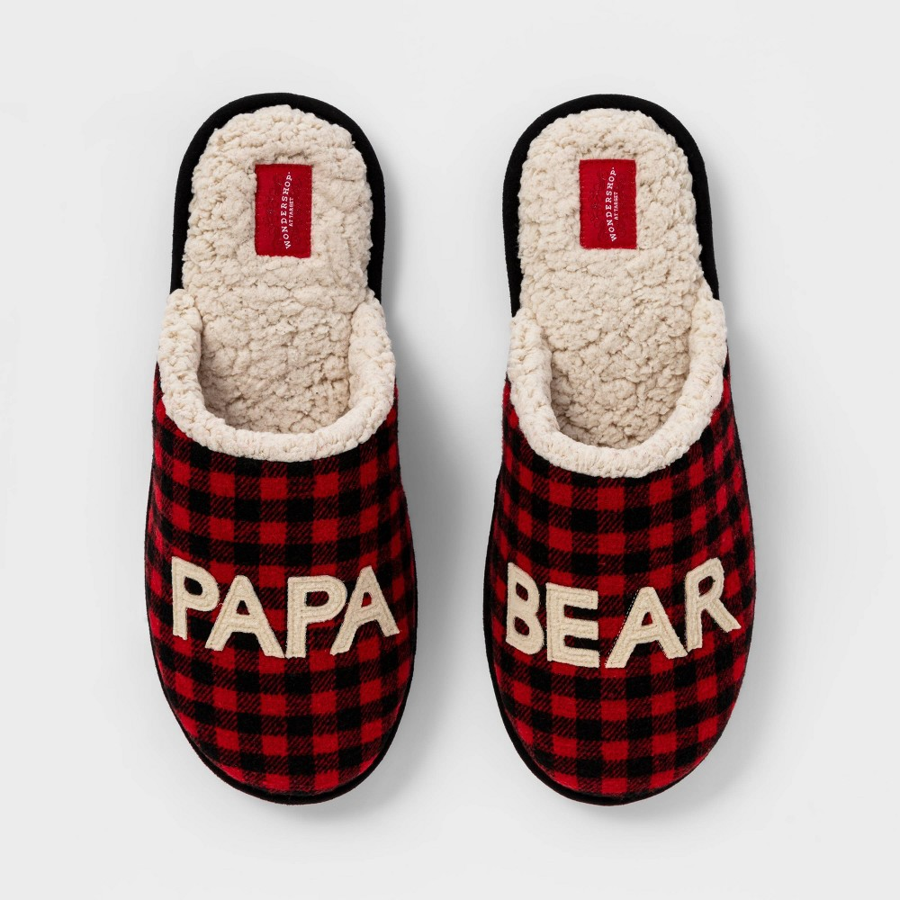 gift for dad slippers