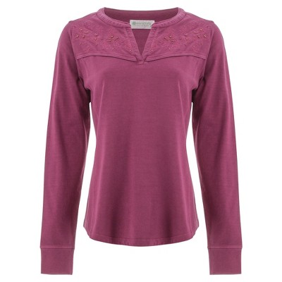 Aventura Clothing  Women's Keera Long Sleeve Top