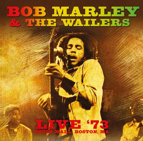 Bob marley - Live 73:Paul's mall boston ma (Vinyl) - image 1 of 1