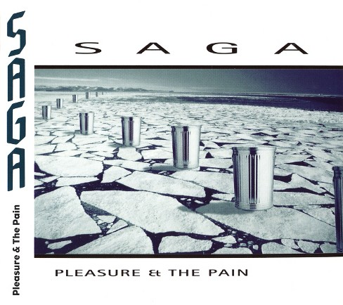 Saga - Pleasure & the pain (CD) - image 1 of 1