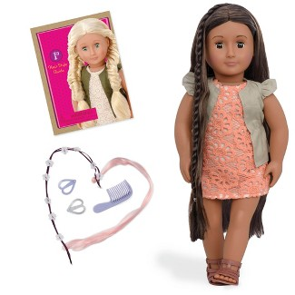 Our Generation® Hair Play Doll - Flora™