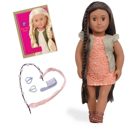 Our Generation® Hair Play Doll - Flora™ - image 1 of 5