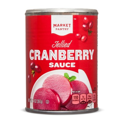 Jellied Cranberry Sauce - 14oz - Market Pantry™