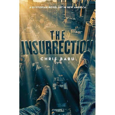 The Insurrection - (Initiation) by  Chris Babu (Hardcover) - image 1 of 1