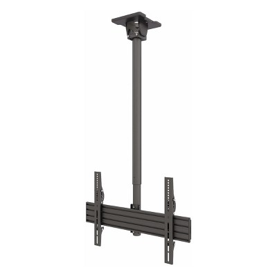 """Kanto CM600G Outdoor Ceiling TV Mount for 37"""" to 70"""" TVs (Black)"""