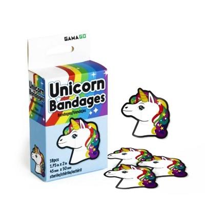 Gamago Unicorn Bandages 18ct