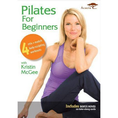 Pilates for Beginners (DVD) - image 1 of 1