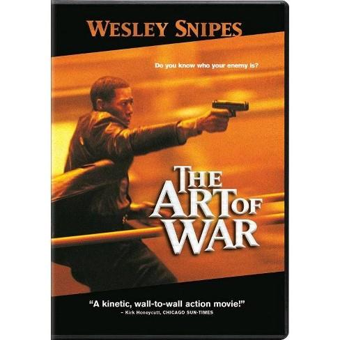 The Art Of War (DVD) - image 1 of 1