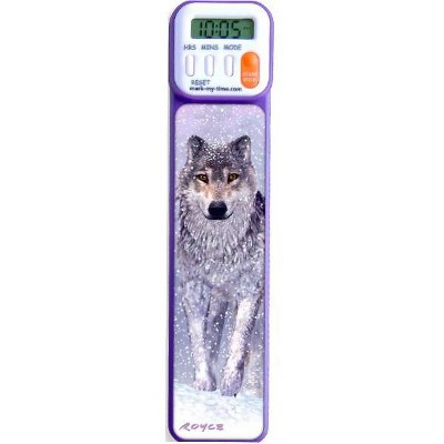 MMT 3-D Snow Wolves LED
