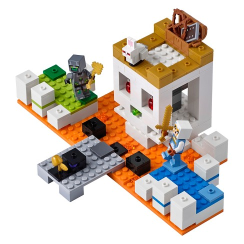 lego minecraft the skull arena 21145 target