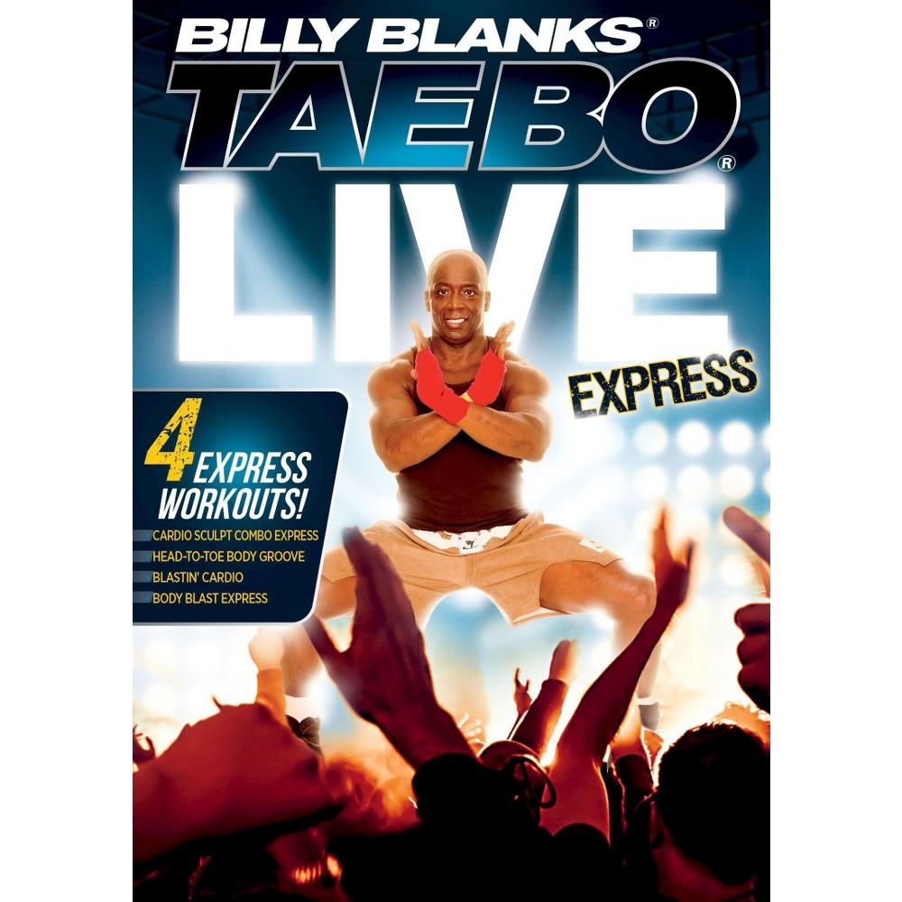 Billy blanks:Express live (Dvd)
