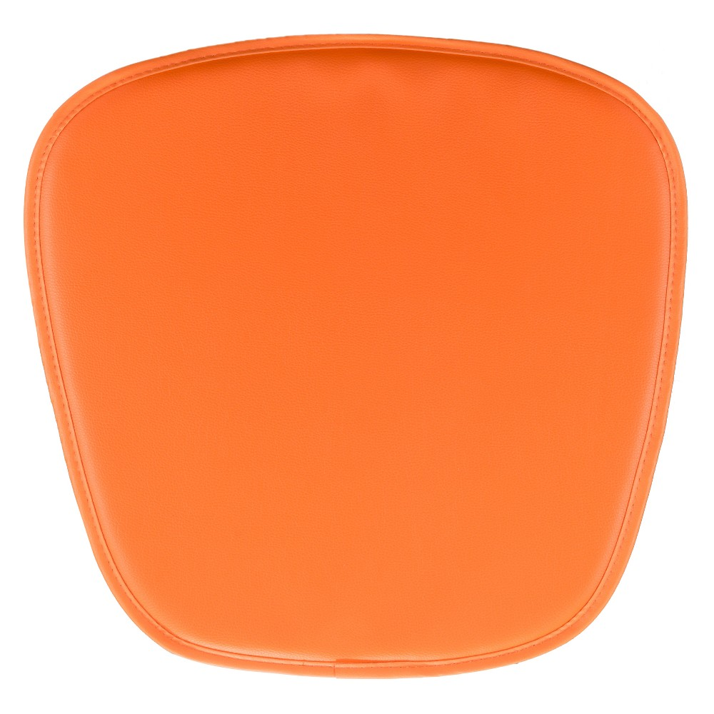 Image of Dining Chair Cushion Orange - ZM Home