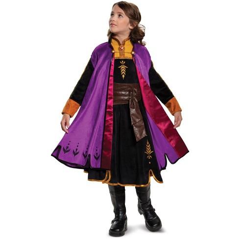 Frozen Frozen 2 Anna Prestige Child Costume - image 1 of 3
