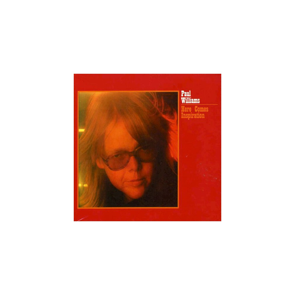 Paul Williams - Here Comes Inspiration (CD)