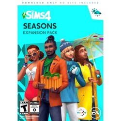 The Sims 4 Seasons: Expansion Pack - PC Game (Digital)