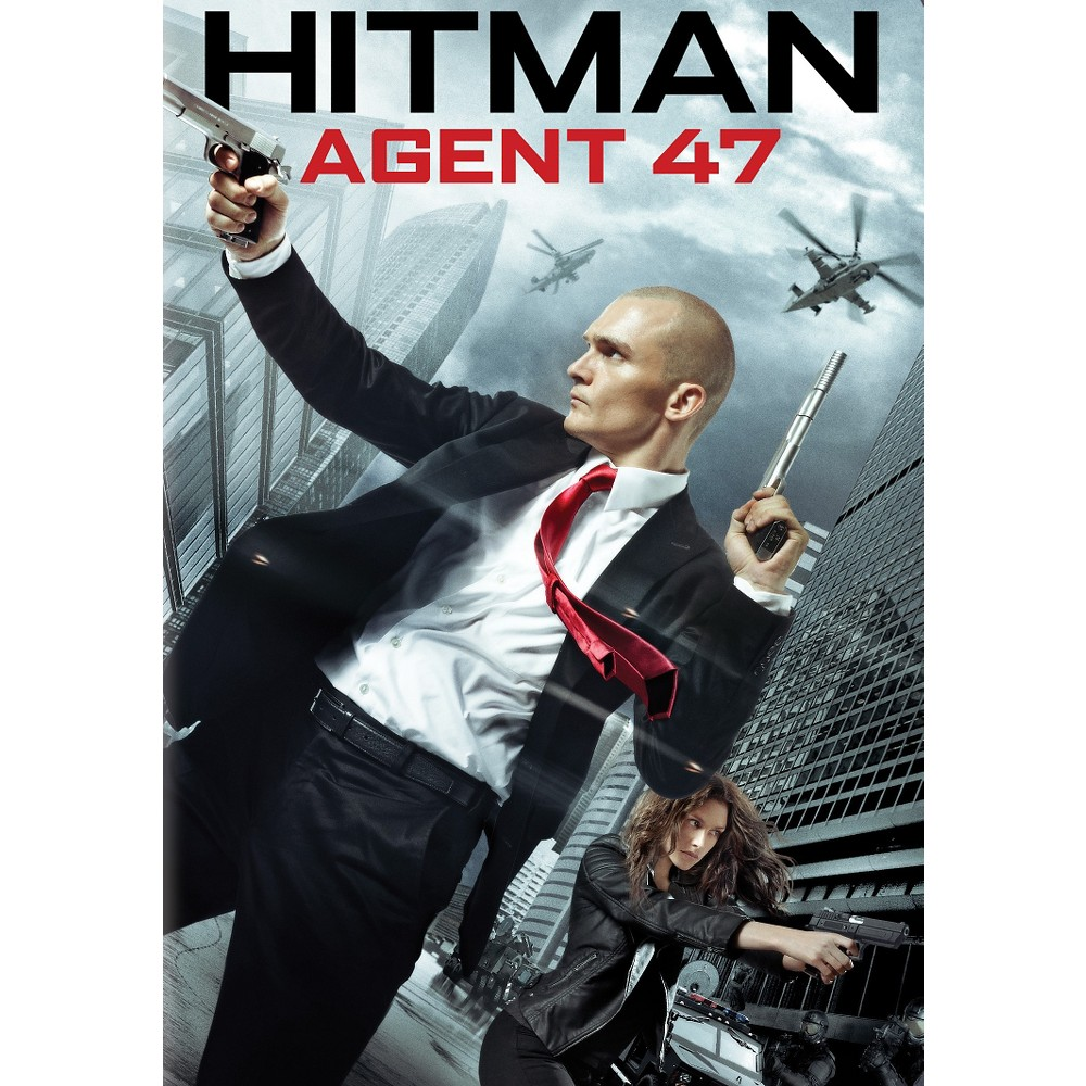Hitman Agent 47 Dvd
