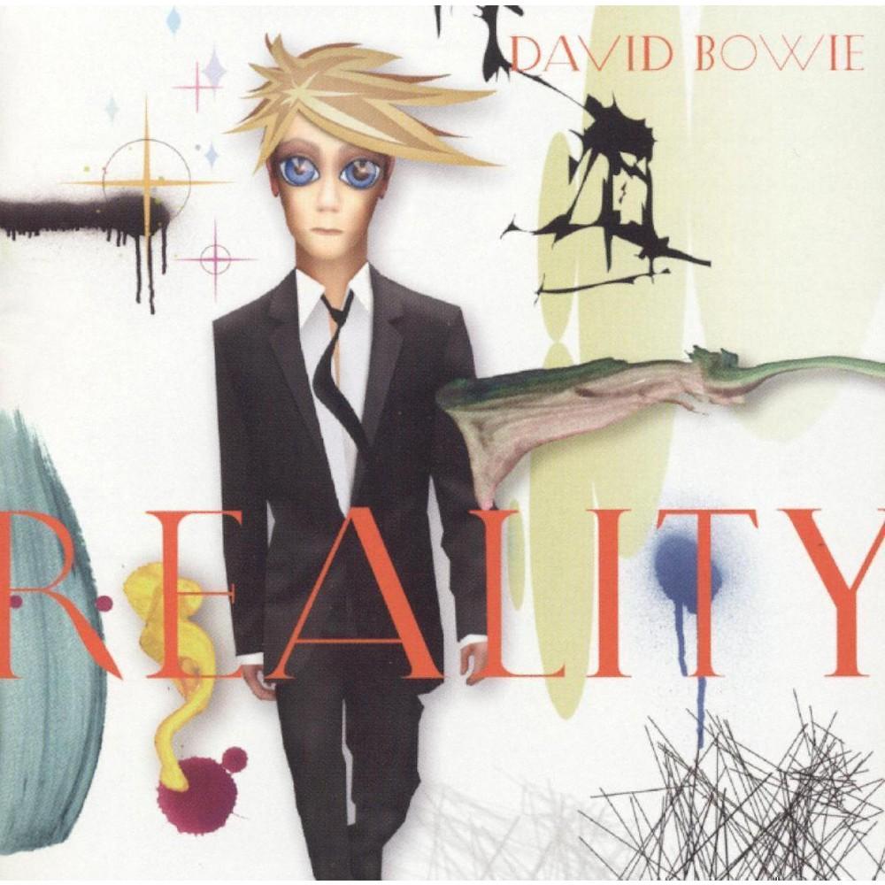 David Bowie - Reality (CD)