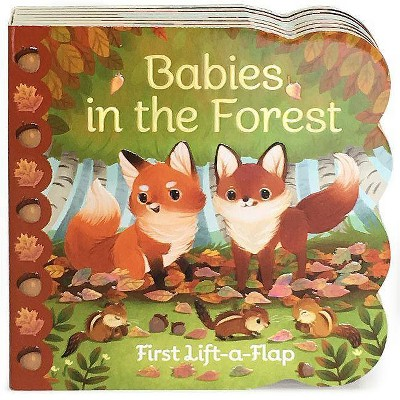 Babies in the Forest (Board Book)(Ginger Swift)