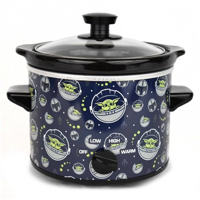Star Wars Mandolorian 2 QT Slow Cooker