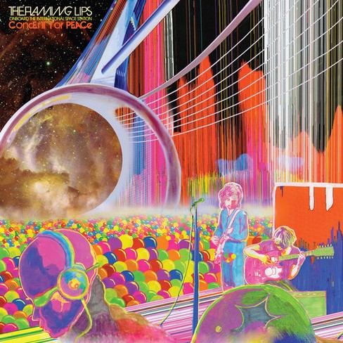 Flaming Lips - Flaming Lips Onboard The Internationa (CD) - image 1 of 1