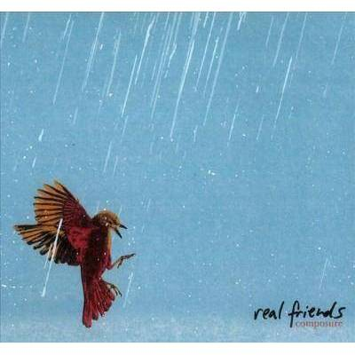 Real Friends - Composure (CD)
