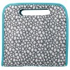 Double Dutch Club Lunch Tote - Gray Cheetah - image 3 of 4
