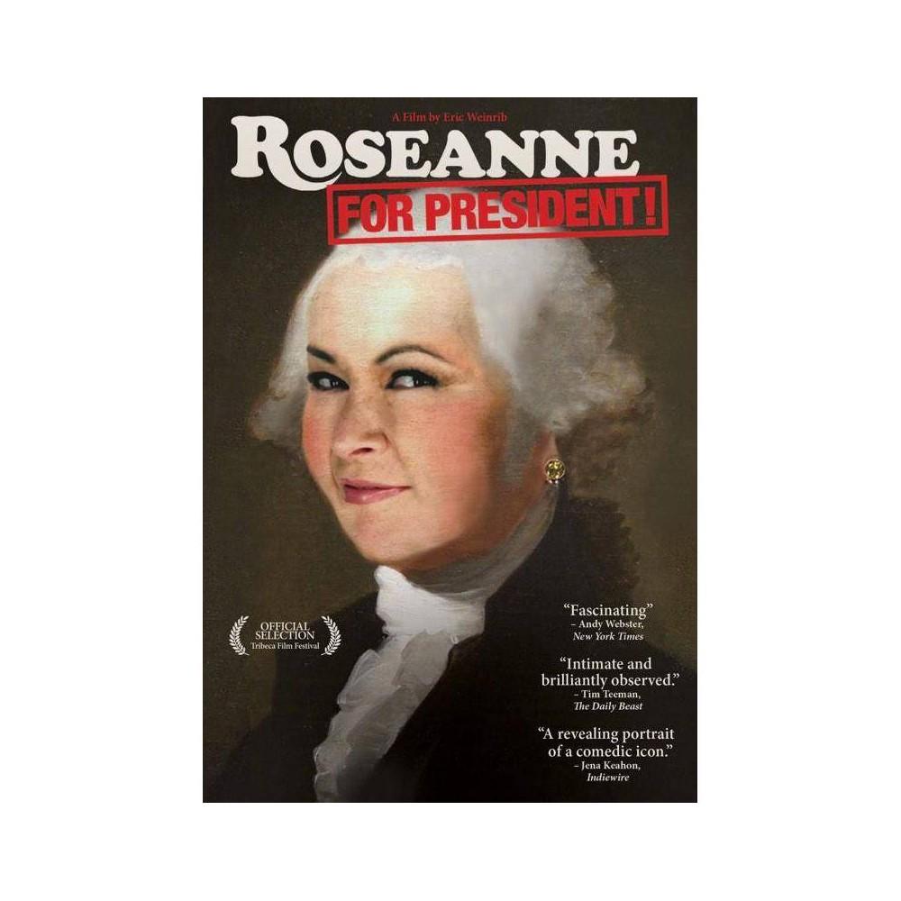 Roseanne For President Dvd