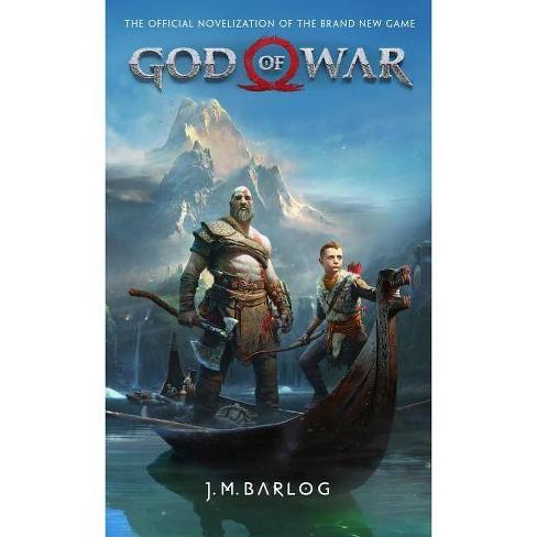 God of War - The Official Novelization - by  J M Barlog (Paperback) - image 1 of 1
