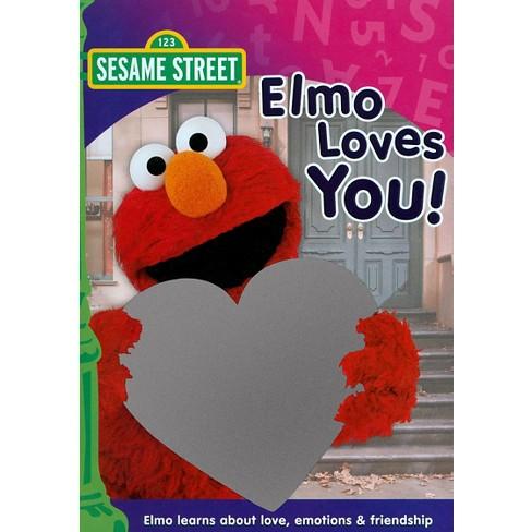 Sesame Street: Elmo Loves You! (dvd_video) - image 1 of 1