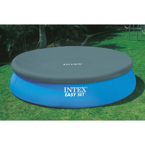 """Intex 18' X 48"""" Easy Set Above Ground Swimming Pool With Ladder & Pump (2 Pack) - image 1 of 6"""